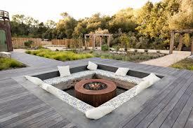a unique backyard oasis was designed