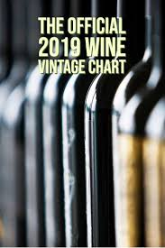 Barolo Vintage Chart The Official 2019 Wine Vintage Chart What To Drink Wine