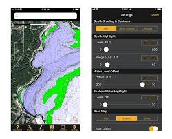 Lakemaster Charts Humminbird Introduces The Fishsmart App Johnson Outdoors