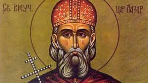 Holy Great-Martyr Prince Lazarus of Serbia | Serbian Orthodox Church  [Official web site]