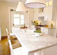 Super White Granite Kitchen Super White Quartzite Countertops Kitchen Traditional With Black