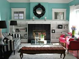 Turquoise Living Room Accessories Turquoise And Black Living Room Living Room Design Ideas