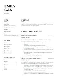 Resume Templates Host – Smaroo