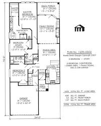 house plan plans for small lots beauty home design narrow lot one story pi single story