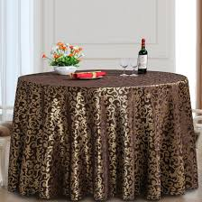 est polyester wedding large round table cloth dpf10788 pictures photos