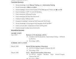 Effective Resume Format Best Successful Resume Format Most Successful Resume Template Effective