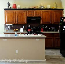 Painting White Cabinets Dark Brown Painting Kitchen Cabinets Dark Brown Kitchen Black Marble Counter
