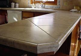 wood tile countertop tile and just finished up a ceramic tile kitchen with with ceramic tile wood tile countertop