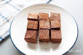 豆腐 生 チョコ