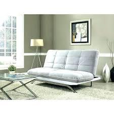serta convertible sofa bed convertible serta dream convertible palermo bonded leather white sofa bed