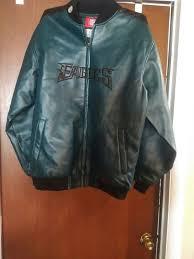 philadelphia eagles jacket size med
