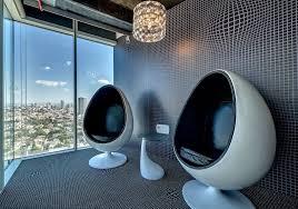 google office tel aviv 31. Ovalia Egg Chair Lounge Google Office Tel Aviv 31