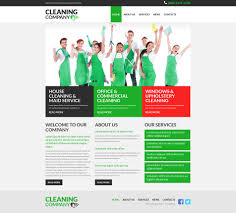 Cleaning Service Templates Cleaning Services Joomla Template 52683