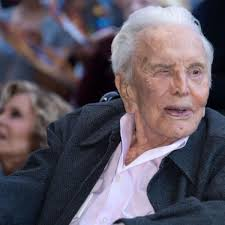 Hollywood great Kirk Douglas dies at the age of 103