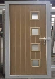 parkwood fibreglass entry door panel unpainted