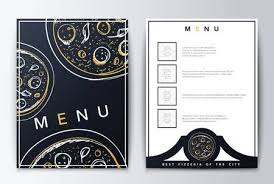 Restarunt Brochure Adorable Design Menu Menu Food Brochure Culinary Menu Menu Background