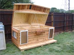 simple outdoor cat house plans dog house for two custom large heated insulated dog house with