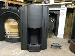 art deco fireplace screen mantel for tiles