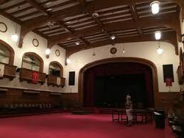 Landmark Masonic Auditorium Building Famous For Acoustics