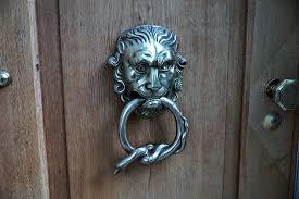 door jack input door handle metal old door