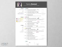 Manager Cv Template Upcvup
