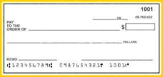 Free Check Template Download Large Blank Cheque Template Jennifermccall Me