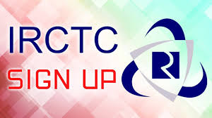 Irctc Logo Design Create Irctc Account 2018 Irctc Ticket Booking Sign Up Account Regstration Irctc Co In