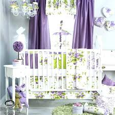 green nursery bedding sets green crib bedding set baby girl nursery bedding sets with purple colors