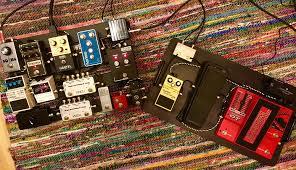pedalboard setup idea 1