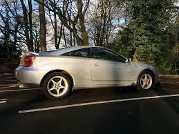 Toyota Celica 1.8 vvti LOW MILEAGE 2003 Silver Coupe | in ...