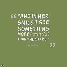 Romantic Quotes About Beauty