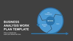 Business Analysis Software Free Download Free Business Analysis Work Plan Template