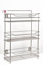 ... Rack, KCL Stainless Steel Kitchen Rack Shelving Units Ideas:  Fascinating Kitchen Rack For Home ...