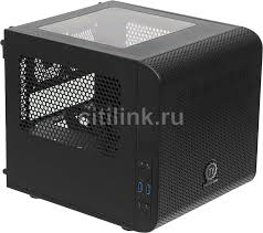 Купить <b>Корпус</b> miniITX <b>THERMALTAKE Core</b> V1, черный в ...