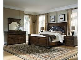 Pulaski Furniture Bedroom Pulaski Furniture Durango Ridge King Panel Bed Darvin Furniture