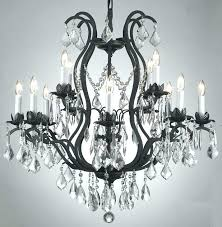 fake chandelier for wedding fake crystal chandeliers with regard to awesome house faux crystal chandeliers ideas
