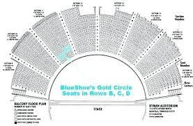Ryman Seating Chart Balcony Www Bedowntowndaytona Com