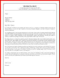 Cover Letter Introduction Apa Example