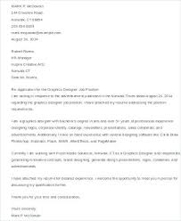 Graphic Design Cover Letter Samples Resume On Word Graphic Design