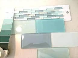 copper colored glass tile backsplash circle ideas circles colorful glass tile backsplash