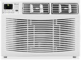 Amazon.com: Della 12000 BTU Window Air Conditioner 1250W, 110V/60Hz, 12.1  (EER) Energy Star Efficient Cooling Rooms up to 550 Sq. Ft. with 76  Pint/24hrs Dehumification Digital Display with Remote: Home Improvement
