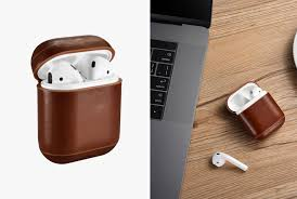 any with airpods knows these two truths one the case is going to get dinged up by you dropping it or simply when it rubs up against something in your