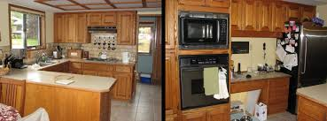kitchen cabinet refacing abbotsford bc
