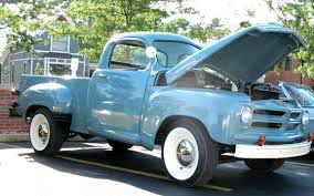 Looking Back: 1955 Studebaker E Series V-8 - PickupTrucks.com News