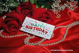 Happy birthday wishes rose ~ Happy birthday wishes rose ~ Best of wishes