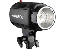 <b>Godox E300</b> Flash Head | Rubber Monkey | NZ
