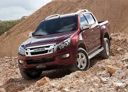 Isuzu mulling all-new pick up truck for India?