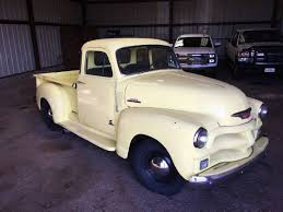 BangShift.com This 1954 Chevrolet 3100 Pickup Has A Cummins 4BT ...
