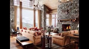 Rustic Living Room Rustic Living Room Design Ideas Youtube