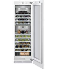Integrated Wine Cabinet Gaggenau Rw464 361au 390l Integrated Wine Cabinet Kitchen Things